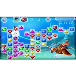 Charm Tale Quest для iOS: захватывающее соревнование по сбору драгоценных камней