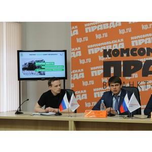 На карту проекта ОНФ «Генеральная уборка» нанесено более 170 несанкционированных свалок в Петербурге