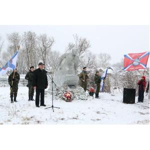 75-летие подвига Николая Фильченкова отметили в Нижегородской области на родине героя