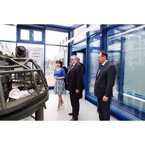 На предприятии «Швабе» состоялось торжественное открытие музея