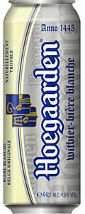 Пиво Hoegaarden – теперь в новой упаковке
