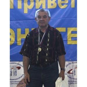 Сотрудник Рязаньэнерго завоевал шахматную корону Рязанской области