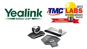 Уникальная система видеоконференцсвязи Yealink VC400 для средних компаний