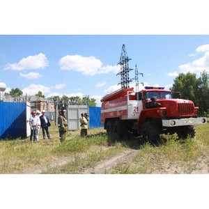Энергетики Рязаньэнерго приняли участие в региональных учениях