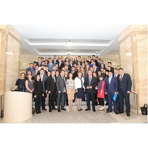 Студенты Рубцовского института (филиала) АлтГУ в составе молодежного парламента Алтайского края