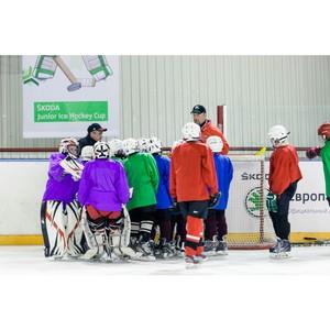 Звезда советского хоккея Сергей Гимаев провел в Екатеринбурге мастер-класс
