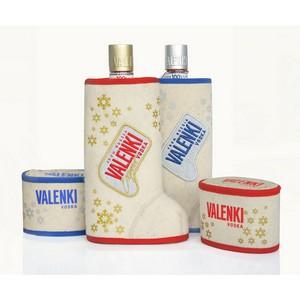 Креативная упаковка для «Valenki»