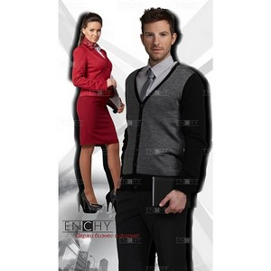 Компания «Enchy» разработала униформу для сотрудников кинотеатров Каро