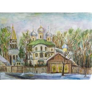 Открытие художественной выставки «Влюбленные в жизнь»