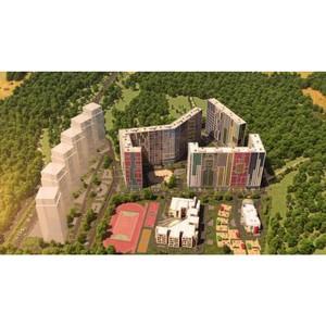 Начинается строительство второй очереди ЖК «Эталон-Сити»