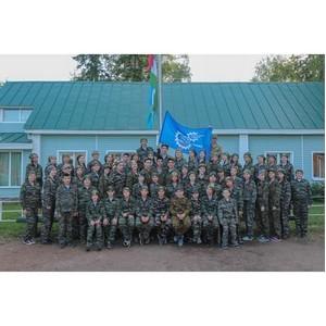 Уфимские кадеты закрепили навыки общевойсковой подготовки