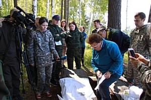 В Иркутских лесах  испытали средства защиты от клещей