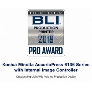 Konica Minolta получила две награды BLI PRO 2019