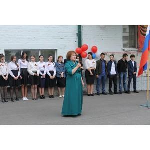В Тырныаузе общественники провели «Урок Победы – Бессмертный полк»
