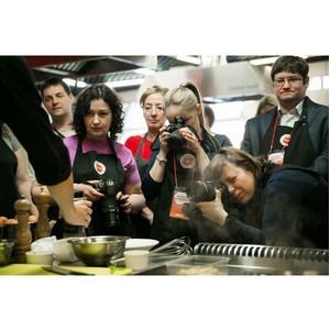 Форум Swissam Experience собрал в Петербурге ведущих экспертов индустрии HoReCa