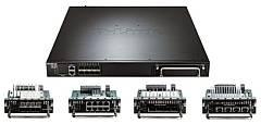 Энергосберегающий IPv4/IPv6 коммутатор DXS-3600 для сетей и  дата-центров SMB
