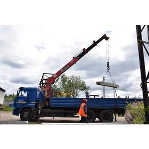 Энергетики Владимирэнерго повысили надежность электроснабжения потребителей Киржачского района