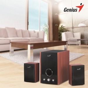 Акустика Genius SW-HF2.1 1700 - мультмедиа развлечения для всей семьи