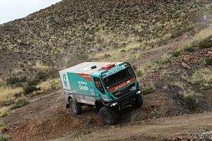«Дакар-2014»: Жерар де Рой все еще возглавляет общий зачет по итогам 8 этапа