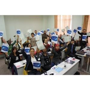МЦУЭР поводит итоги 7-ой сессии образовательной программы ЮНЕСКО/МЦУЭР