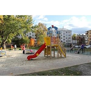 Белгородские активисты ОНФ провели очередной рейд по дворам, где проводится благоустройство