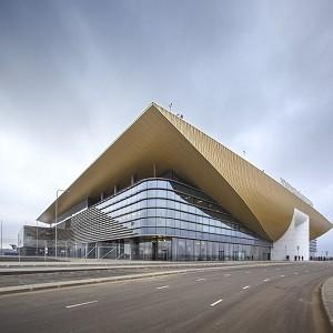 В Перми открыт новый терминал аэропорта «Большое Савино»