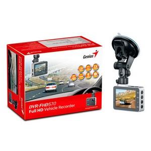 Genius DVR-FHD570: авторегистратор и видеокамера в одном корпусе