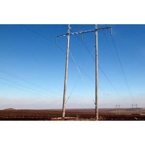 """'— ≈Ё— укрепила ЋЁѕ, обеспечивающую электроэнергией """"аганрогский металлургический завод"""