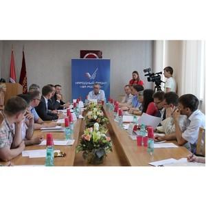 На площадке ОНФ в Алтайском крае обсудили проблемы защиты интересов населения на финансовом рынке