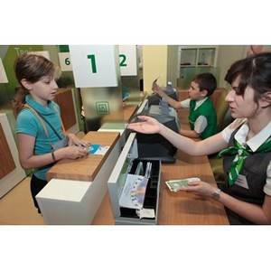Северо-Западный банк Сбербанка  провел финансовую игру для школьников