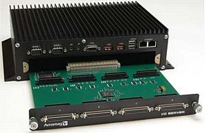 Компания «Родник» представляет промышленные конфигурируемые серверы серии IOS-7400 от Acromag
