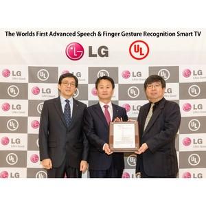 Выдающиеся технологии распознавания речи и жестов от LG получили признание на международном уровне