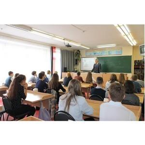 Волгоградские активисты ОНФ провели патриотические уроки в школах
