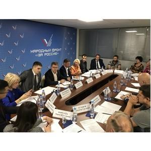 Эксперты ОНФ в Москве разработали предложения по сохранению мужского здоровья