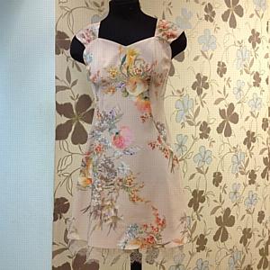 Пошив платья на заказ от ателье Фасон