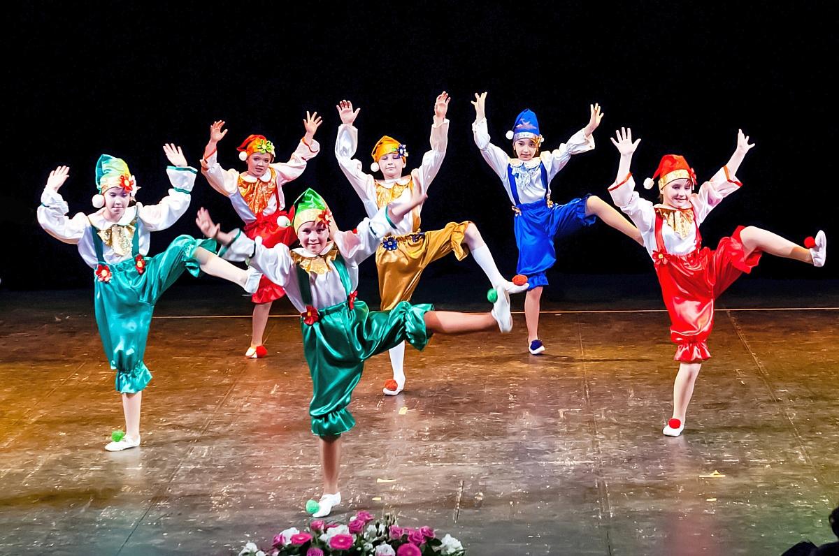 В центре культуры «Хорошевский» уже четверть века сбываются детские мечты