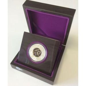 Монеты из драгоценных металлов от Россельхозбанка - лучший подарок к Новому году!
