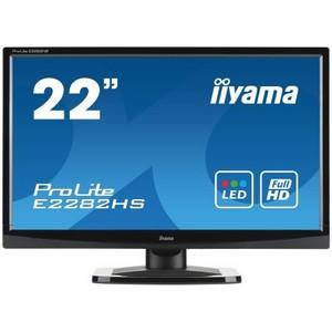 Гений практичности: 22-дюймовый монитор iiyama E2282HS-1