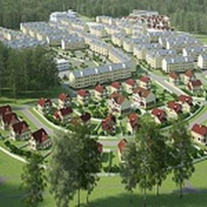 Северный банк Сбербанка России профинансировал строительство микрорайона в Костроме