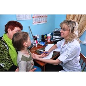 Деятельность центров здоровья для детей в  Ханты-Мансийском автономном округе – Югре