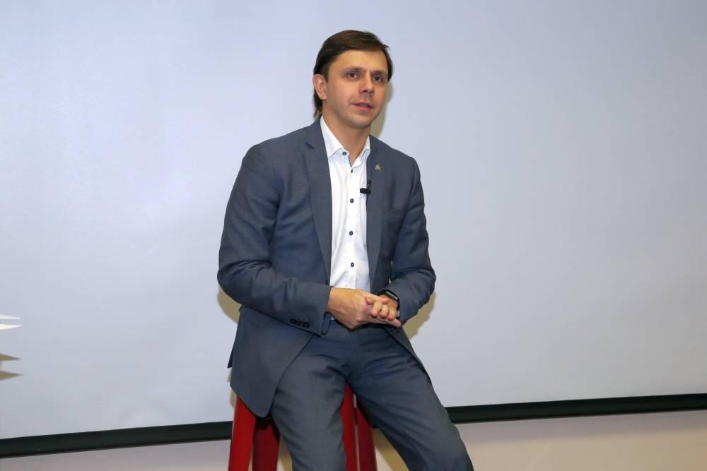 Кластер Глонасс принял участие во встрече врио губернатора Орловской области с предпринимателями