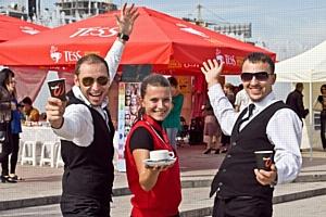 IX Международный фестиваль чая и кофе состоится в Санкт-Петербурге на Московской площади