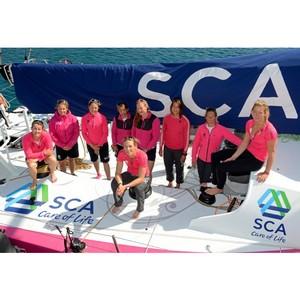 В женской сборной Team SCA пополнение