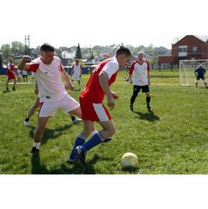 Cотрудники ОАО «Кузбассэнергосбыт» померились силами в спортивных состязаниях