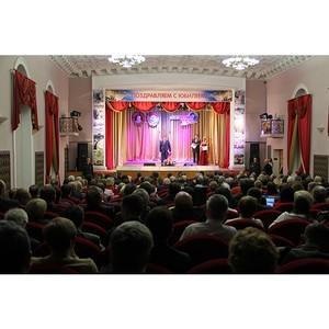 Красногорский завод «Швабе» отметил 75-летие