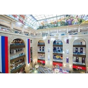 ЦДМ на Лубянке представил коллекцию десткой одежды к 1 сентября