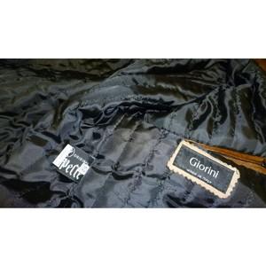 Модные кожаные куртки с техникой tamponatura