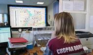 Медицинский транспорт Астраханской области полностью подключен к системе Глонасс.