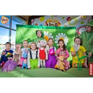Клуб детских увлечений «Ура» в ТРЦ «Аура»: полезные развлечения и досуг