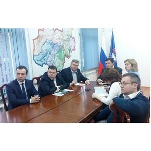 Представители ОНФ в Кабардино-Балкарии вошли в региональный избирательный штаб Путина